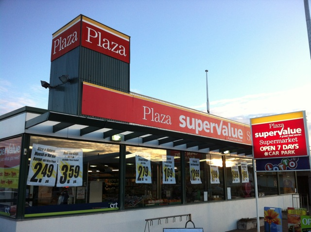 Click to see Vegan Products at Plaza Supervalue supermarket