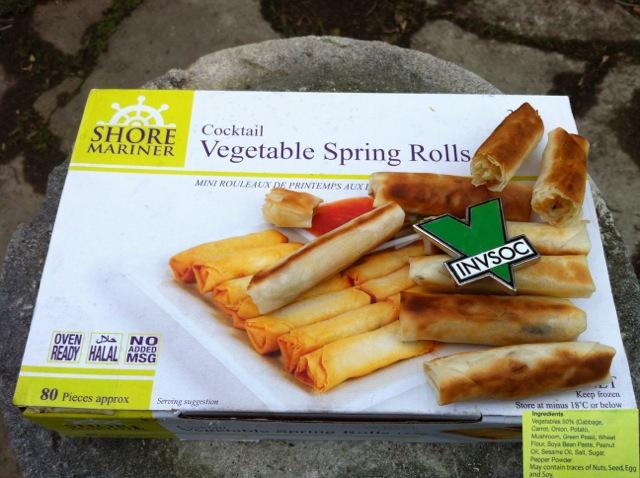spring rollss